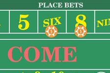 How to Win at Craps with Place Bets on 6 & 8 only