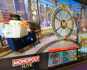 Dream Catcher 2 Monopoly Live Edition
