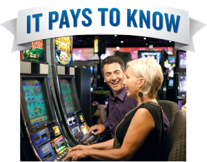 Five Things Beginner Slot Machine Players Need to Know Before Playing
