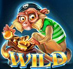 Pirates Plenty Online Slot Monkey Wild