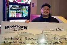 Wheel of Fortune Progressive Lucky for Two in January