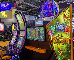 BF Games Debuts Aztec Adventure 3D Slot at 2019 ICE