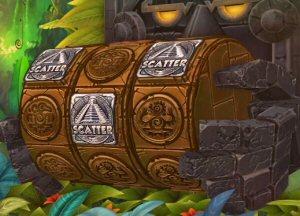 Aztec Adventure: Classic 3 Reel Slot with Free Spins Scatter Bonus