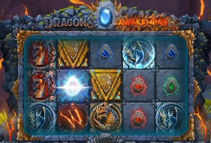 Relax Gaming Delivers Fiery New Dragons Awakening Slots Game