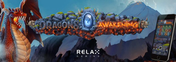 Relax and Awaken the Dragons Within for Big Slots Wins