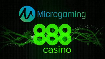 Online Casino Industry Leaders Collide: Microgaming Games Live on 888