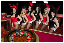 Microgaming Playboy Live Casino Dealers