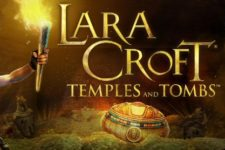 Microgaming Unveils New Lara Croft Slot Machine, Temples and Tombs