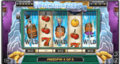 Yggdrasil's New Slot Machine features Niagara Falls Wilds