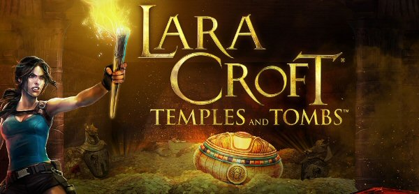New Tomb Raider Slot from Microgaming Lara Croft Temples & tombs