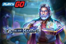 The Tale of Merlin Unravels in New Medieval Online Slots from Play'n Go
