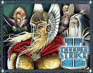 Thunderstruck II Slot by Microgaming