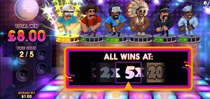 Village People Online Slot Bonus Features