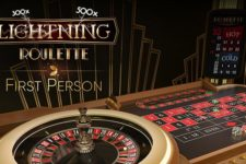 Evolution Expands First Person Casino Games with Dream Catcher, Lightning Roulette