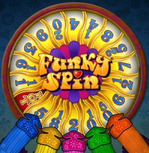 Funky Spin Jackpot Wheel Game