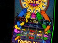 Realistic Games Launches its First Progressive Jackpot Slot Machine Funky Spin