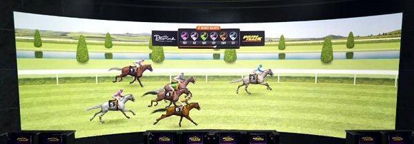 GTA V Casino Inside Track Horse Racing