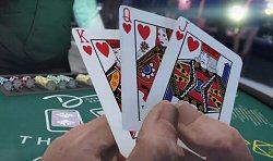 GTA Casino Three Card Poker