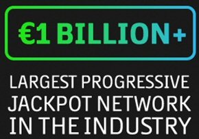 More than €1.1 billion paid by largest progressive jackpot network