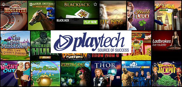 Playtech Game Modifier System