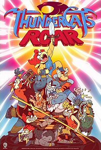 ThunderCats Roar 2019 Cartoon Art