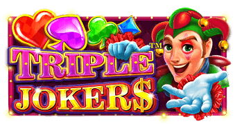 Triple Jokers Online Slot by Pragmatic Play