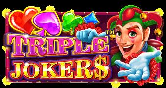 Triple Jokers Online Slot by Pragmatic Play