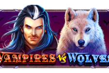 Pragmatic Play Dabbles in the Dark Side with Vampires vs Wolves Online Slot