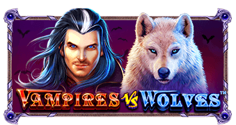 Pragmatic Play Dabbles in the Dark Side with Vampires vs Wolves Online Slot