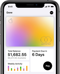 Managing your Apple Card Payments