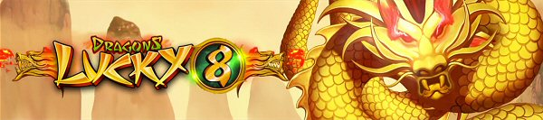 Wazdan stuffs all the Popular Online Slots Themes into new Dragons Lucky 8 Slot