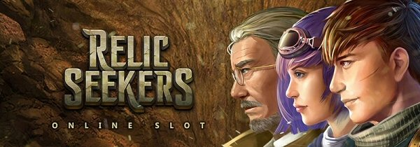 Relic Seekers, the New Fantasy Adventure Slots Game from Microgaming