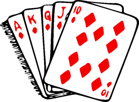 Hierarchy of Poker Hand Ranks