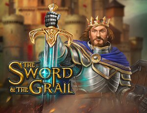 New Play'n Go Slots Revisit the Legend of Excalibur & the Holy Grail
