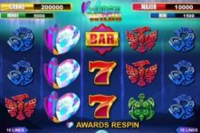 Explore the Latest Microgaming Casino Slots, Aurora Wilds, by Neon Valley