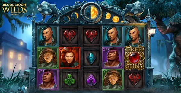 "Blood Moon Wilds: Yggdrasil's new Halloween slots game their ""darkest"" yet"