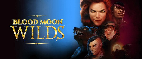"Blood Moon Wilds Slot : Yggdrasil's ""Darkest Slot Yet"""