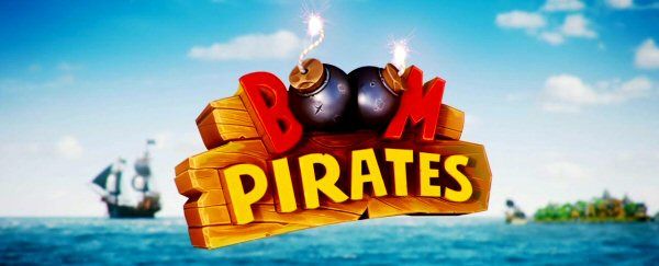 New Microgaming Slot Machine Boom Pirates Shakes Up the Online Slots Market