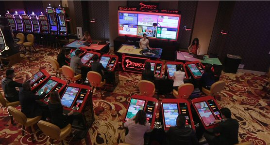 IGT Dynasty Electronic Table Games now at Niagara Falls Casinos