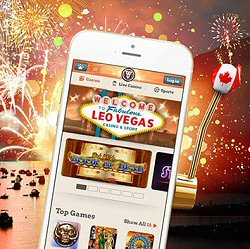 LeoVegas Canada – 334,042 Online & Mobile Gamblers Can't be Wrong