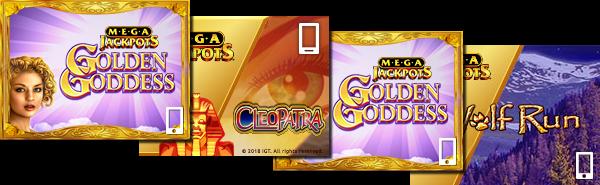 Play OLG Mega Jackpot Slots by IGT