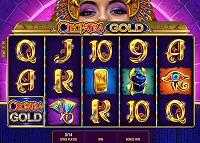 Cleopatra's Gold Slot