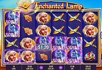 Enchanted Lamp Slot