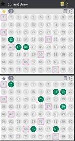 Ezugi Live Dealer Keno Tickets