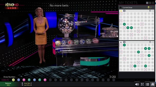 How to Play Keno Live at Ezugi Powered Online Casinos