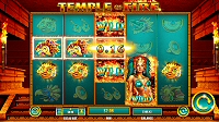 Temple of Fire Slot