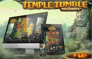 Temple Tumble Megaways Relax Gaming Slot