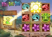 Tiki Tac Toe Slot