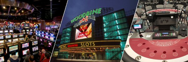 Woodbine Casino Address