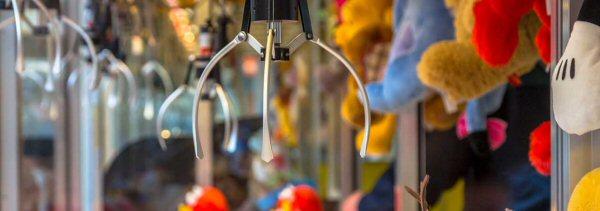 Thailand Bans Toy-Bearing Crane Machines as Illegal Gambling Games